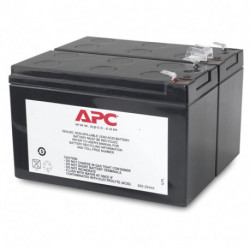 APC APCRBC113 Plombierte Bleisäure (VRLA)