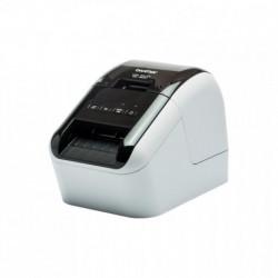 Brother QL-800 imprimante pour étiquettes Thermique directe Couleur 300 x 600 DPI Avec fil DK QL800