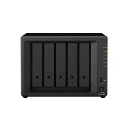 Synology DiskStation DS1019+ NAS & Speicherserver J3455 Eingebauter Ethernet-Anschluss Tower Schwarz