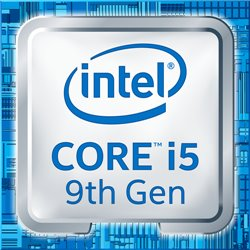 INTEL CPU 9TH GEN I5-9600K 3,70GHZ SOCKET LGA1151 9MB CACHE BOXED SENZA DISSIPATORE