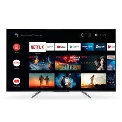 TCL 50 2800 PPI UHD Edge LED Metal Andr 127 cm (50) 4K Ultra HD Smart TV Wi-Fi Black 50C715-EU