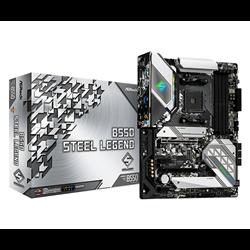 Asrock B550 Extreme4 Emplacement AM4 ATX AMD B550 B550 STEEL LEGEND