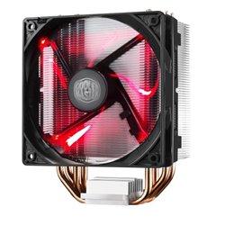 COOLER MASTER DISSIPATORE CPU HYPER 212 LED, 121X120X25MM, 601-1600 RPM, FULL SOCKET SUPPORT