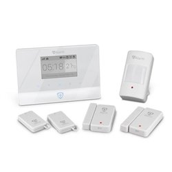 Atlantis Land A13-A750G-BK security alarm system White