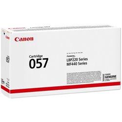 CANON TONER NERO 057 PER IMAGECLASS MF449X / LBP223DW / LBP226DW