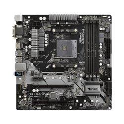 Asrock B450M Pro4 Emplacement AM4 ATX AMD B450