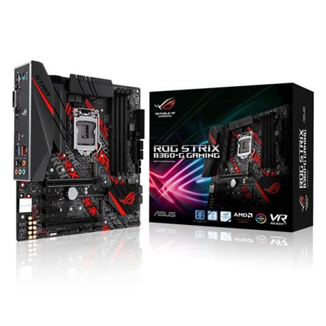 ASUS MB ROG STRIX B360-G GAMINGLGA1151 8TH MATX