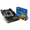 MSI H110M PRO-VD LGA 1151 (Emplacement H4) Mini ATX Intel® H110 H110M PRO-VD_B