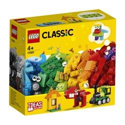 LEGO CLASSIC: MATTONCINI E IDEE 11001