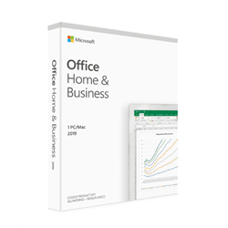 Microsoft Office Home and Business 2019 1 licence(s) Italien T5D-03315