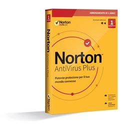 NortonLifeLock Norton AntiVirus Plus 2020 Licence complète 1 licence(s) 1 année(s) 21397559