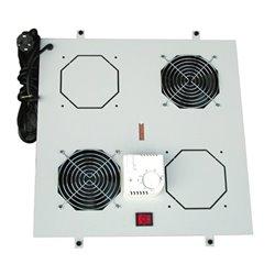 Digitus DN-19 FAN-2-N hardware cooling accessory Grey ARM055