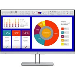 HP MONITOR 24 LED IPS E243P 16:9 FHD 260 CD/M VGA/DP/HDMI PRIVACY VIEW PIVOT - GARANZIA 3 ANNI