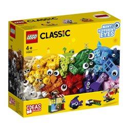 LEGO 11003 Ladrillos y Ojos