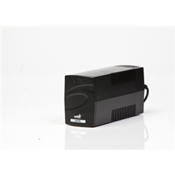 MACHPOWER UPS UPS-LIT80P 800VA/390W METAL 1x12V/7Ah, 2xOUTPUT, 1xUSB, SOFTWARE