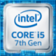 Intel NUC BLKNUC7I5DNH2E PC/Workstation Barebone i5-7300U 2,60 GHz UCFF Schwarz BGA 1356