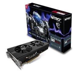 Sapphire NITRO+ Radeon RX 580 8 GB GDDR5 11265-01-20G
