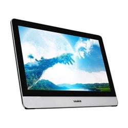 "YASHI Florence 54,6 cm (21.5"") 1920 x 1080 pixels Écran tactile Intel® Celeron® J3160 4 Go DDR3-SDRAM 240 Go SSD Noir, AY22316"