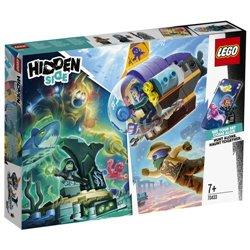 LEGO HIDDEN SIDE - SOTTOMARINO DI J.B.