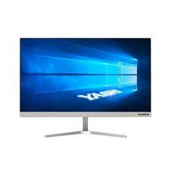 """YASHI Pioneer 61 cm (24"""") 1920 x 1080 pixels Intel® Celeron® G4900 4 Go DDR4-SDRAM 240 Go SSD Argent PC All-in-One AY24490"""