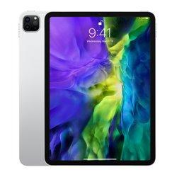 Apple iPad Pro 27,9 cm (11 Zoll) 6 GB 512 GB Wi-Fi 6 (802.11ax) 4G LTE Silber iPadOS MXE72TY/A