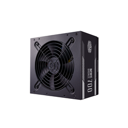 COOLER MASTER ALIMENTATORE MWE 700W, 120MM FAN ACTIVE, NON MODULARE, 80PLUS BRONZE, RETAIL BOX