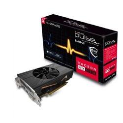 SAPPHIRE VGA PULSE RADEON RX 570 ITX 4G GDDR5 HDMI/DVI-D/DP(UEFI) LITE 11266-34-20G
