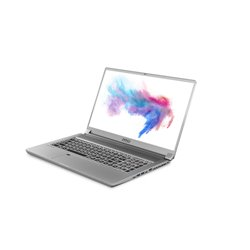 MSI Creator 17 A10SGS-655IT Notebook Silver 43.9 cm (17.3) 3840 x 2160 pixels 10th gen Intel® Core™ i7 32 GB DDR4 9S7-17G312-655