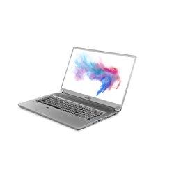 MSI Creator 17 A10SGS-655IT Ordinateur portable Argent 43,9 cm (17.3) 3840 x 2160 pixels 10e génération de 9S7-17G312-655