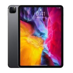 Apple iPad Pro 27,9 cm (11 Zoll) 6 GB 1000 GB Wi-Fi 6 (802.11ax) 4G LTE Grau iPadOS MXE82TY/A