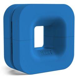 NZXT PUCK HEADPHONES AND CABLE MANAGMENT KIT - BLUE BA-PCKRT-BL