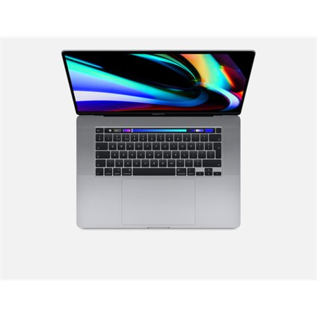 APPLE NB MACBOOK PRO I7 9TH 2.6GHZ 16GB 512GB SSD 16 TOUCHBAR SPACE GREY