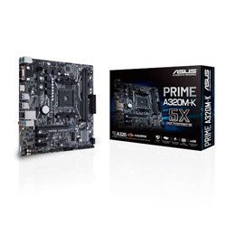 ASUS MB AMD PRIME A320M-K MICRO AM4 ATX