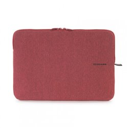"Tucano Mélange Second Skin notebook case 39.6 cm (15.6"") Sleeve case Red BFM1516-RR"