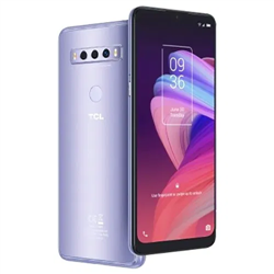 TCL SMARTPHONE 10SE 6,52 DUAL SIM ICY SILVER