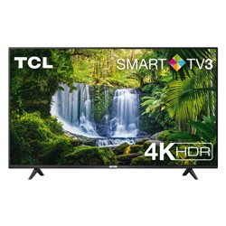 TCL 50P610 TV 127 cm (50) 4K Ultra HD Smart TV Wi-Fi Preto