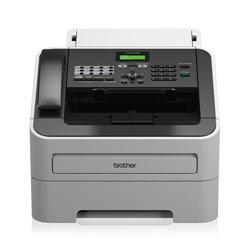 Brother -2845 fax Laser 33,6 Kbit/s 300 x 600 DPI Noir, Blanc FAX2845
