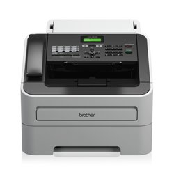 Brother FAX-2845 máquina de fax Laser 33,6 Kbit/s 300 x 600 DPI Preto, Branco FAX2845