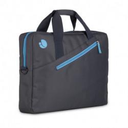 NGS Ginger Blue mala para portáteis 39,6 cm (15.6) Pasta Azul marinho, Turquesa GINGERBLU