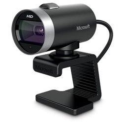 MICROSOFT WEBCAM LIFECAM CINEMA, HD 720P, LENTE IN VETRO, AUTOFOCUS, ROTAZIONE 360 GRADI