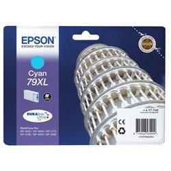 EPSON CART INK CIANO XL PER WF-5620 SERIE TORRE DI PISA