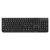 NGS FUNKYV3 (IT) teclado USB QWERTY Itália Preto