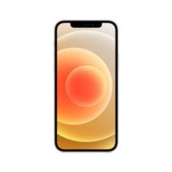 """Apple iPhone 12 15,5 cm (6.1"""") 64 Go Double SIM 5G Blanc iOS 14 MGJ63QL/A"""