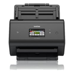 BROTHER SCANNER DOCUMENTALE ADS-2800W A4 48IPM USB/ETHERNET/WIRELESS