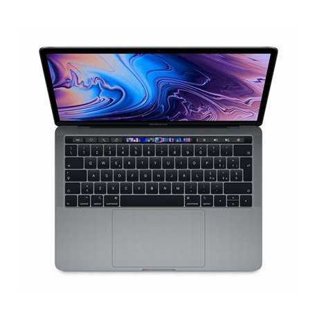 APPLE NB MACBOOK PRO WITH TOUCH BAR I5 10TH 512GB SSD 13 SPACE GREY