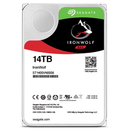 SEAGATE ST14000VN0008