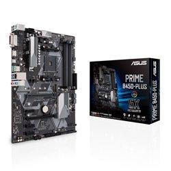 ASUS PRIME B450-PLUS Presa AM4 ATX AMD B450