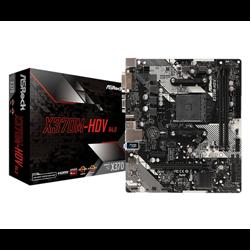 ASROCK MB AMD X370 AM4, 2DDR4, 4SATA3 MATX