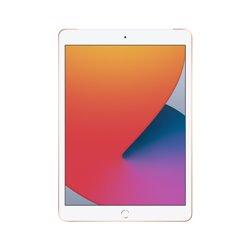 """Apple iPad 4G LTE 32 Go 25,9 cm (10.2"""") Wi-Fi 5 (802.11ac) iPadOS Or MYMK2TY/A"""