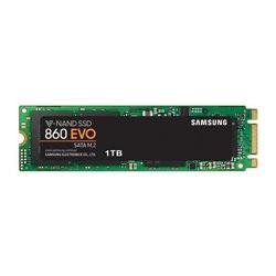 SAMSUNG SSD 860 EVO M.2 2280 1TB 2,5 SATA3 MJX CONTROLLER V-NAND MLC 550/520 MB/S R/W